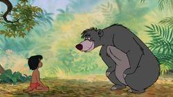 Les leçons de vie de Baloo ne sont pas toujours bonnes à