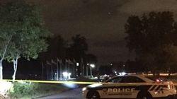 Un cadavre découvert dans le parc
