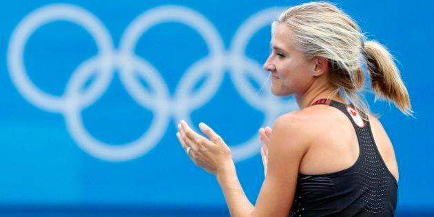 Brianne Theisen Eaton décroche le bronze en