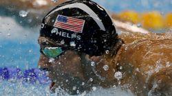 Phelps termine sa carrière avec sa 23e médaille