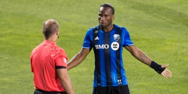 Wright Phillips inscrit deux buts, l'Impact s'incline 3-1 face aux Red