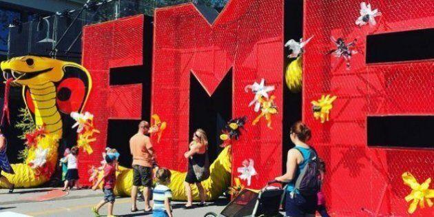 Festival de musique émergente jour 2 : montée en