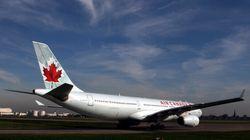 Un vol d'Air Canada atterrit d'urgence à