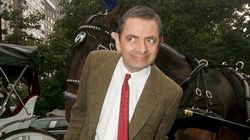 Mr Bean en commissaire