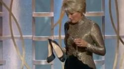 Les moments les plus cocasses des Golden Globes