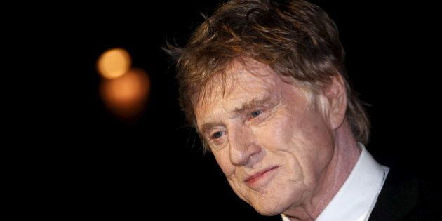 U.S. actor Robert Redford arrives at the Princess Grace Awards gala in Monaco September 5, 2015. The...