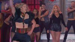Beyoncé cause la surprise en rejoignant Channing Tatum en pleine imitation dans «Lip Sync Battle»