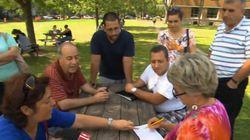 Souvenirs douloureux pour des Syriens arrivés récemment au Canada