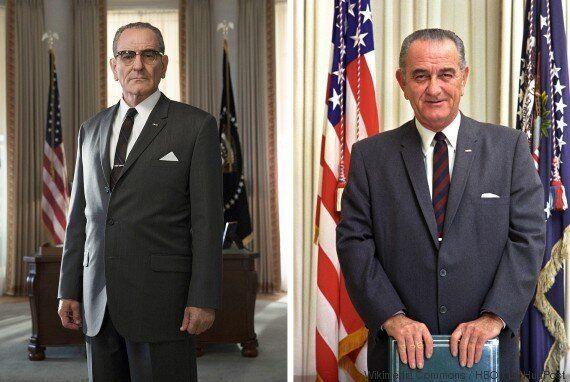 Bryan Cranston méconnaissable en Lyndon B. Johnson pour «All The Way»