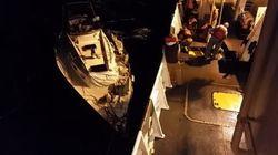 Un aventurier montréalais sauvé par la marine américaine au large des