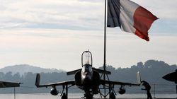 Syrie: 1res frappes depuis le porte-avions français contre