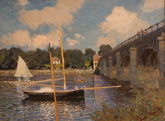Monet. Un pont vers la