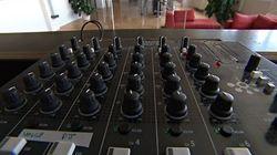 Landr, le studio de son