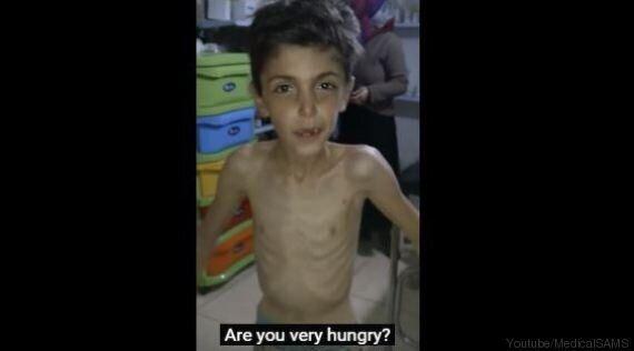Famine à Madaya, en Syrie : la ministre Bibeau « sans mots devant des images comme ça »