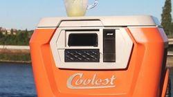 Cette glacière lancée sur Kickstarter déçoit ceux qui l'ont