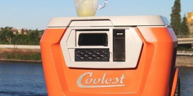 Coolest, la glacière techno lancée sur Kickstarter, déçoit ceux qui l'ont