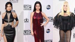 Les plus belles et les pires tenues des American Music Awards