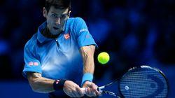 Djokovic bat Federer aux Finales de