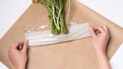 13 façons ingénieuses d'utiliser la pellicule plastique partout dans la