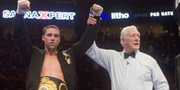 L'ex-boxeur Antonin Décarie devient le président