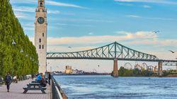 Grève au Vieux-Port de Montréal: les employés sont les grands