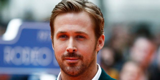 Actor Ryan Gosling arrives at the UK Premiere of Nice Guys at a cinema in central London, Britain, May...