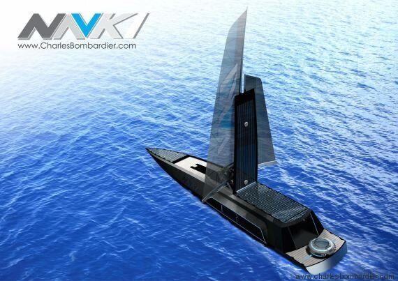 Le voilier autonome