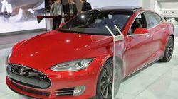 Tesla rappelle toutes les voitures Model