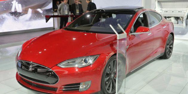 Tesla rappelle toutes les voitures «Model S» vendues depuis
