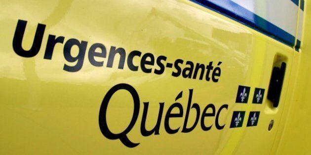 Collision au Lac-Saint-Jean: un homme tué et un autre dans un état
