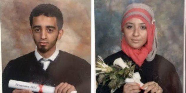 Accusations de terrorisme: Sabrine Djermane et El Mahdi Jamali ont été dénoncés par la soeur de l'un
