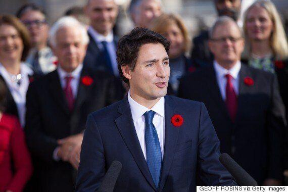 Parce que 2015 tire à sa fin, les meilleurs moments du premier ministre Justin Trudeau