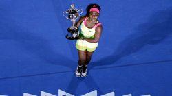 Serena Williams élue athlète féminine de