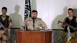 Syrie: un mouvement rebelle décimé, son chef