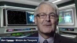 Les conseils du ministre Marc Garneau pour la venue du père Noël au Canada