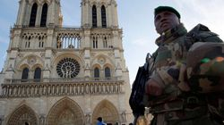 Noël sous haute sécurité à Paris