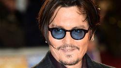 Johnny Depp ne ressemble plus à
