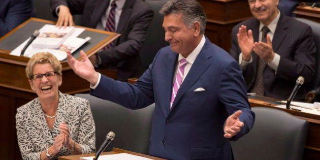 Jour de budget en Ontario: cinq