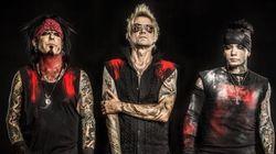 Le groupe californien SIXX:A.M. voit grand avec les deux albums «Prayers for the