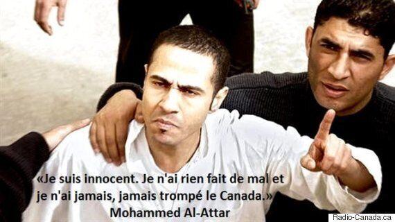 Mohammed Al-Attar, l'autre journaliste Canadien détenu en Égypte à la suite d'un procès controversé