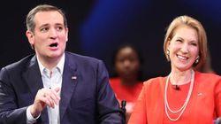Primaires républicaines: Ted Cruz choisit Carly Fiorina comme