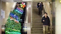 Voici pourquoi il faut vous habiller en arbre de Noël pour les Fêtes