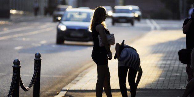 Trafic d'êtres humains: neuf membres de gangs de rue accusés à