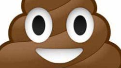 Le Canada champion du monde de l'emoji «caca avec un