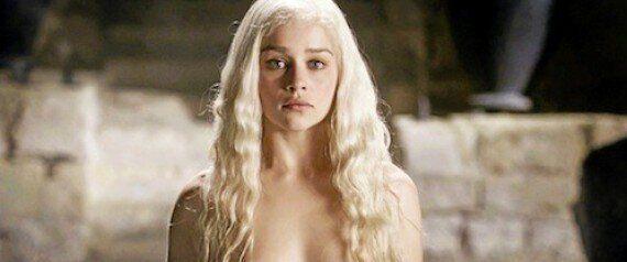Daenerys Targaryen nue, ce sera elle dans la saison 5 de Game of