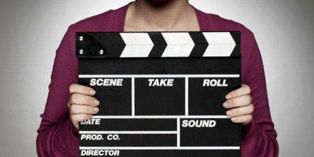 Film Clip Board