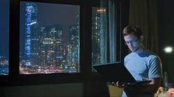 «Snowden»: une bande-annonce qui vous fera regarder vos écrans d'un autre oeil