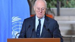 Premières négociations face à face entre régime syrien et