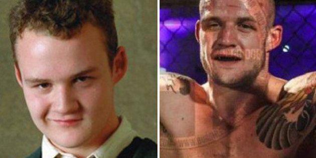 Joshua Herdman, un acteur d'Harry Potter, est devenu combattant d'arts martiaux