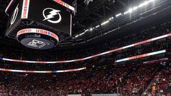 Canadiens-Ligthning : le 6e match diffusé sur écran géant au Centre